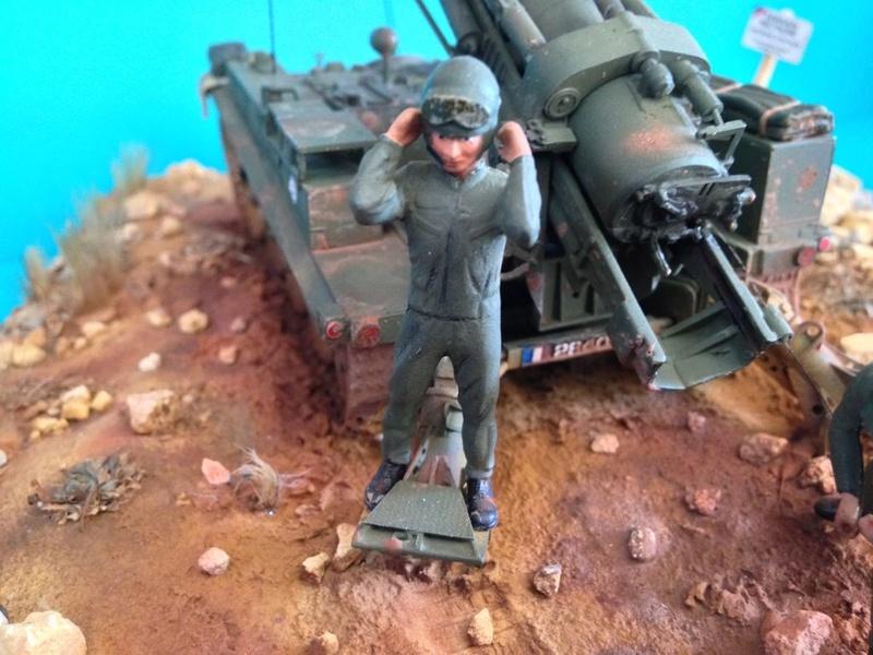 AMX 13/155  Maque164