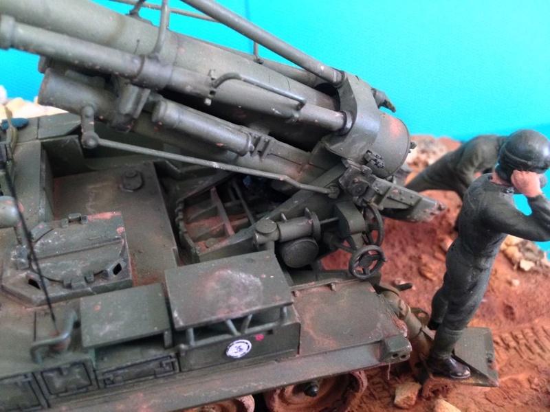 AMX 13/155  Maque165