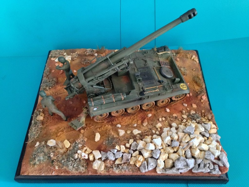 AMX 13/155  Maque166