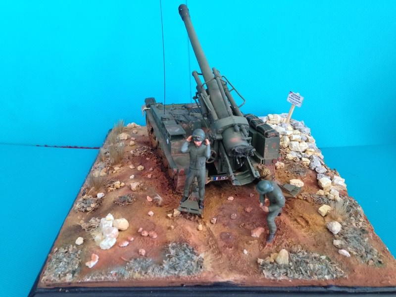 AMX 13/155  Maque167