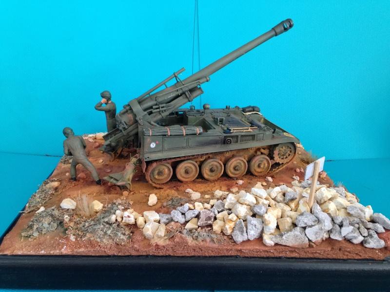 AMX 13/155  Maque168