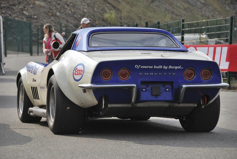 Corvette à Spa et Le Mans 08052024