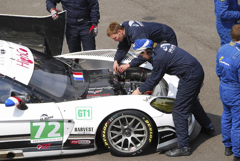 Corvette à Spa et Le Mans 08052025