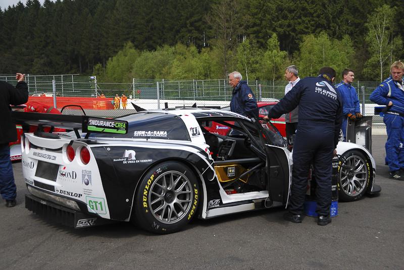 Corvette à Spa et Le Mans 08052026