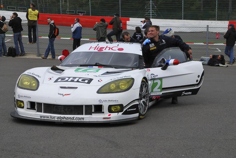 Corvette à Spa et Le Mans 08052031