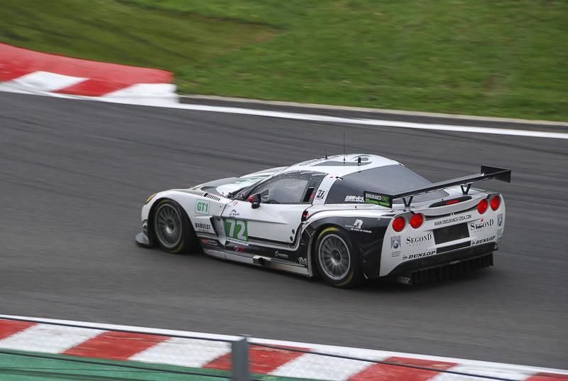 Corvette à Spa et Le Mans 09052011