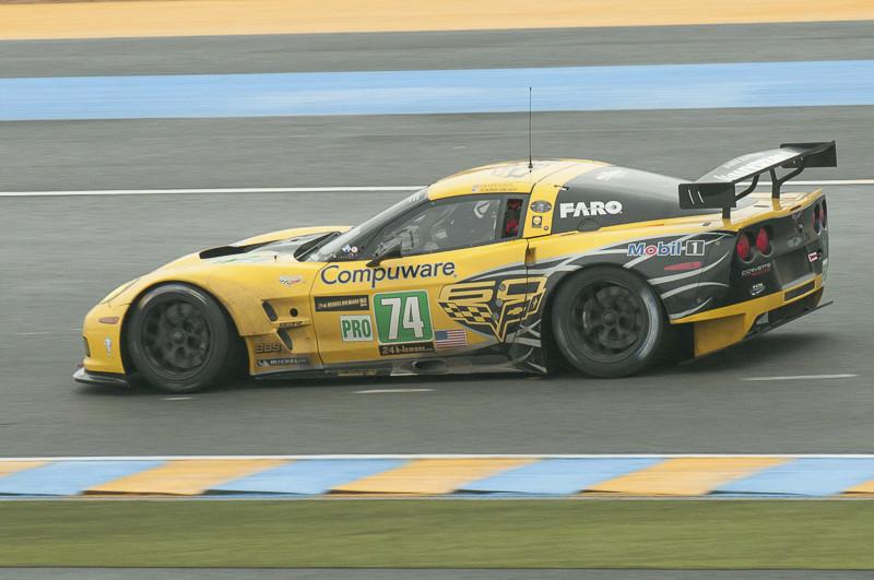 Corvette à Spa et Le Mans 09062011