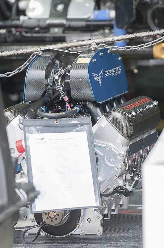 Corvette à Spa et Le Mans 15062015