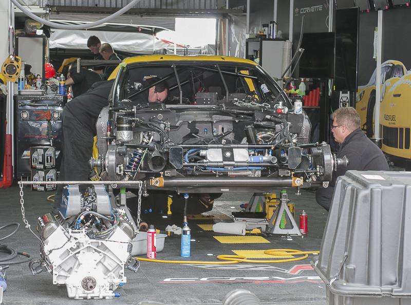 Corvette à Spa et Le Mans 15062016