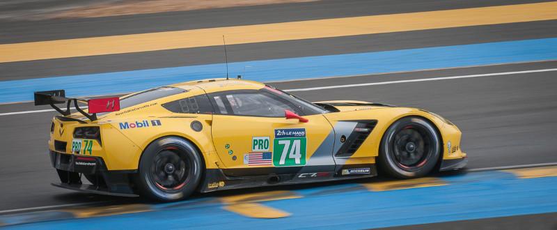Corvette à Spa et Le Mans Corvet10