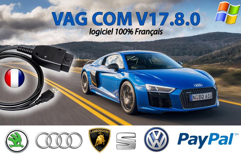Commande Groupée de VAGCOM V17.8.0 (VCDS)  2c0d6a10