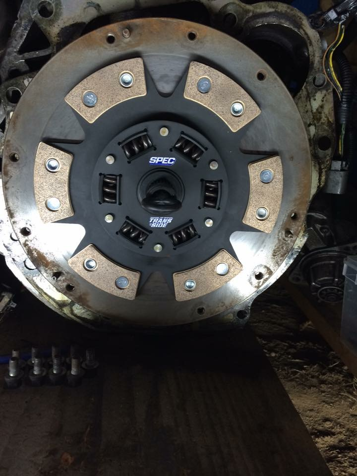 A reasonable priced clutch that can take some power ? B42a4410