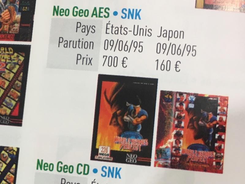 COTE ou EVOLUTION des prix de vente : jeux AES en version US (only) - Page 11 Img_5915