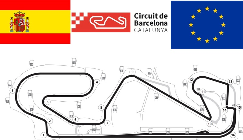 Test 2- Barcelona Saturday 4th November  21b82010