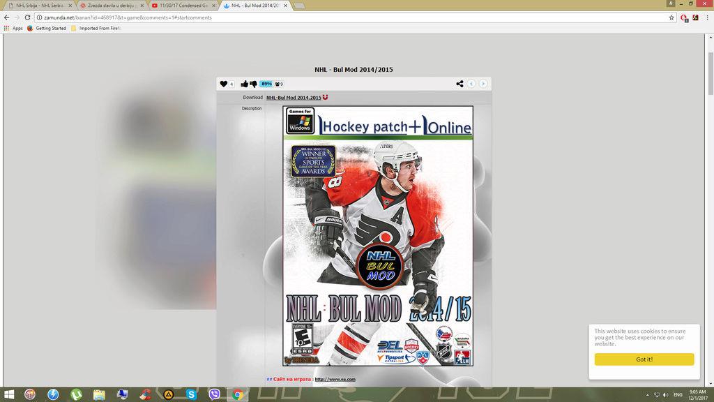 NHL 09 PC - Page 3 Untitl10