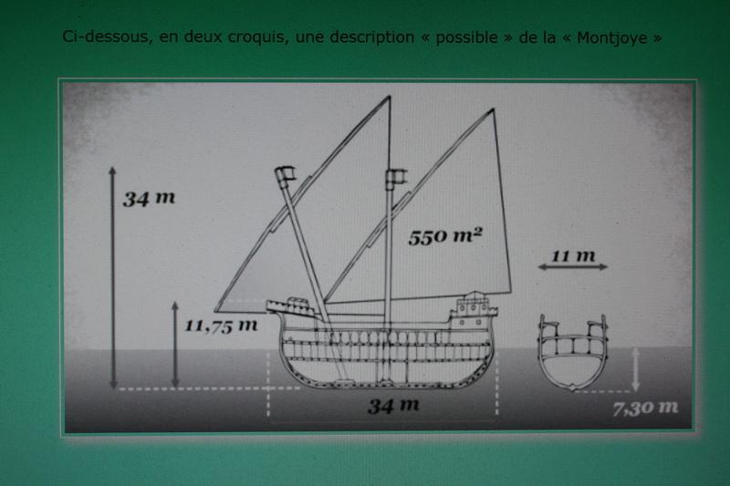 La Montjoye, interprétation d'une nef de Louis IX ( St Louis ) pour aller en terre sainte - Page 5 Img_1410