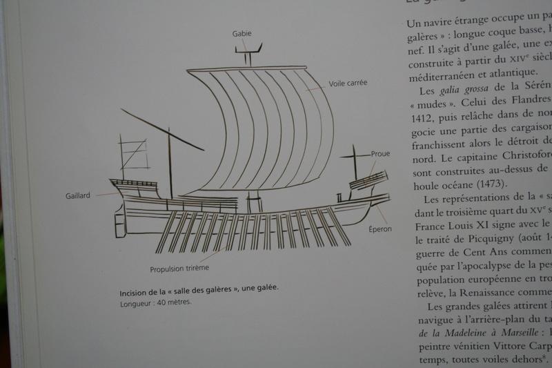 La Montjoye, interprétation d'une nef de Louis IX ( St Louis ) pour aller en terre sainte - Page 4 Img_1620