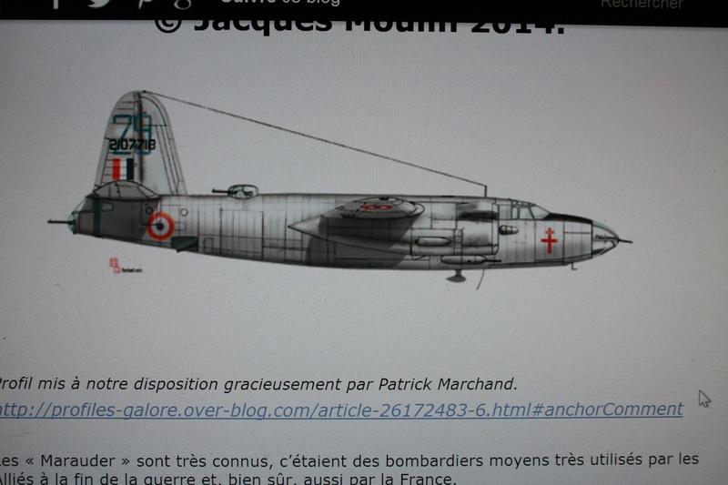 Martin B-26 Marauder - Revell - 1/72 - Page 3 Img_1657