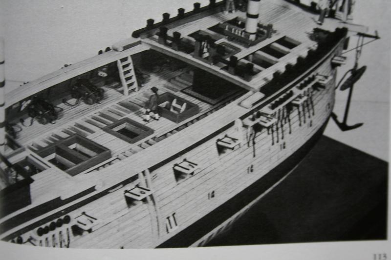 La Confederacy de 1772 au 1/64 par Model Shipways - Page 2 Img_2270