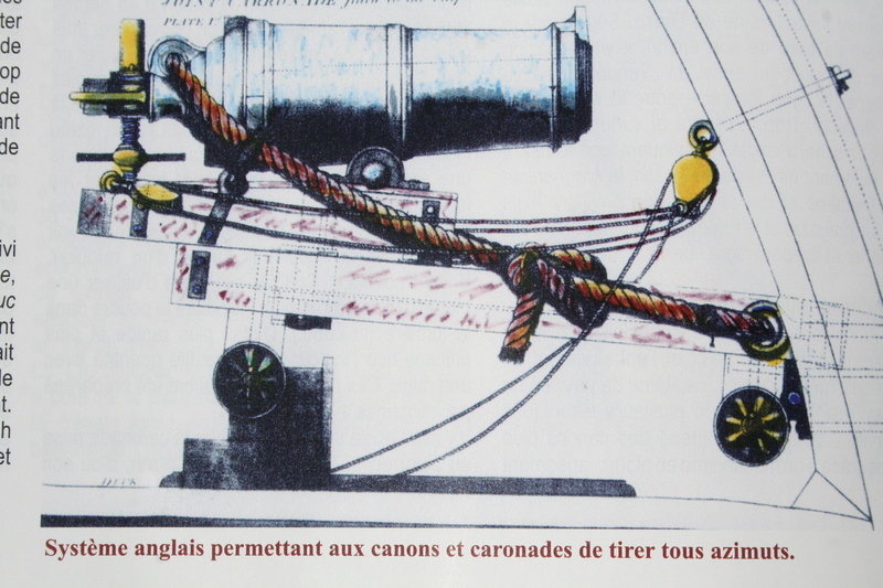 le radoub du ponant : Origine des voiles royales - Page 14 Img_2426