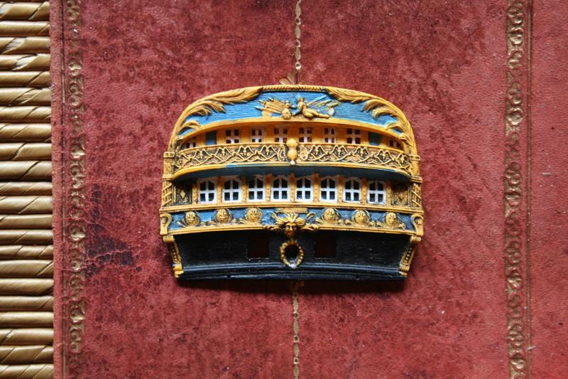 le radoub du ponant : Origine des voiles royales - Page 14 Img_2523