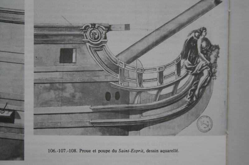 le radoub du ponant : Origine des voiles royales - Page 14 Img_2539
