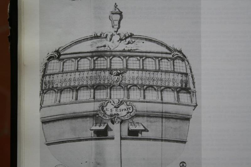 le radoub du ponant : Origine des voiles royales - Page 14 Img_2540