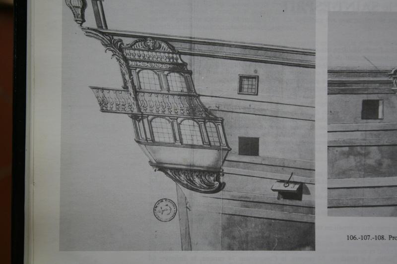 le radoub du ponant : Origine des voiles royales - Page 14 Img_2541