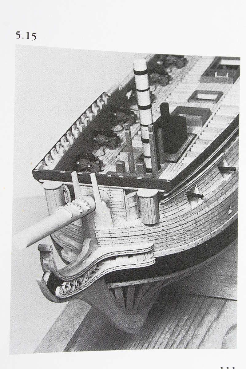 La Confederacy de 1772 au 1/64 par Model Shipways - Page 5 Img_2543