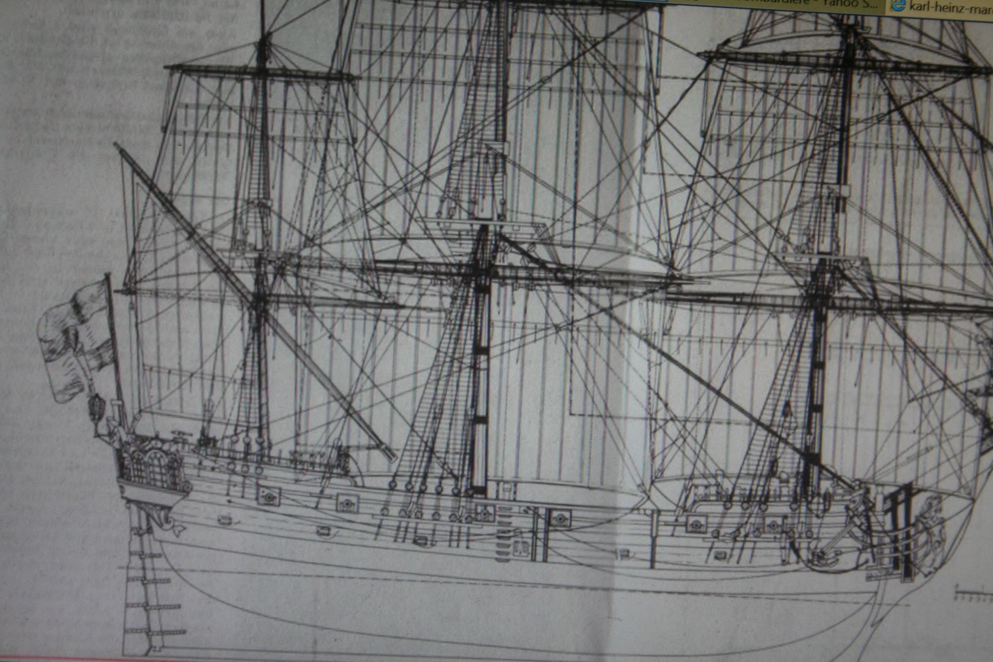 Galiote hollandaise au 1/46 e d'apres les plans de F. H . Chapman par JJ Img_2647