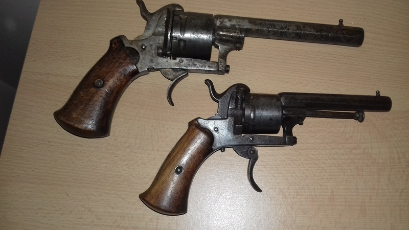 Revolver american Guardian 1878 20180271