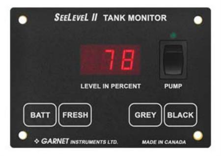 Installation SeeLevel II 709 (Surveillance du niveau des réservoirs) 709-p310