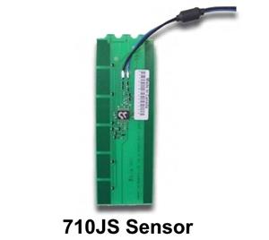 Installation SeeLevel II 709 (Surveillance du niveau des réservoirs) 710js-10