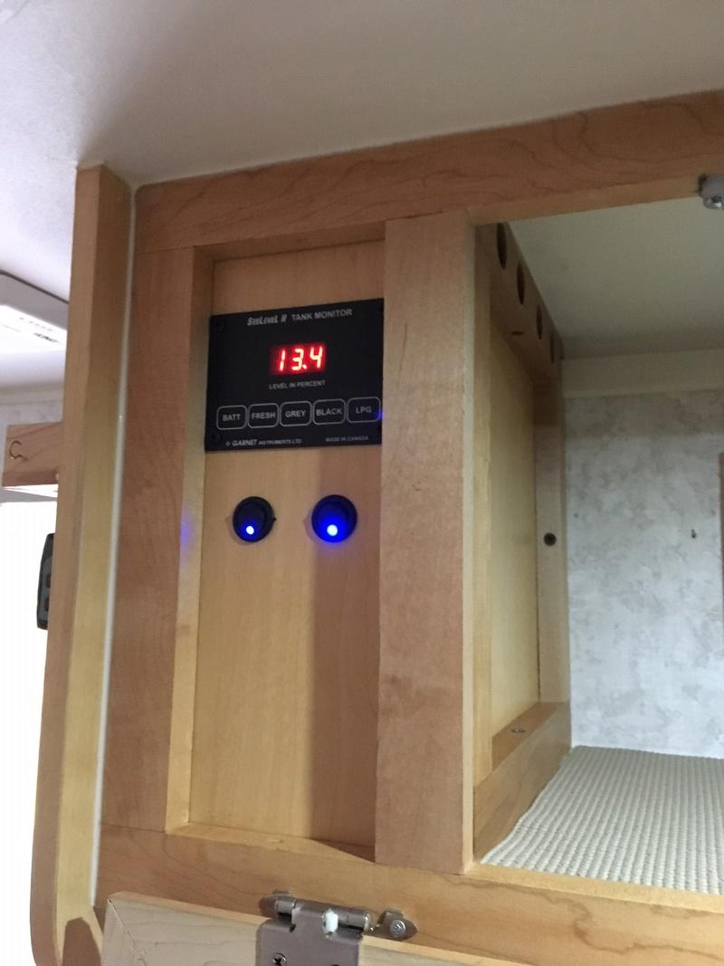 Installation SeeLevel II 709 (Surveillance du niveau des réservoirs) Img_2110