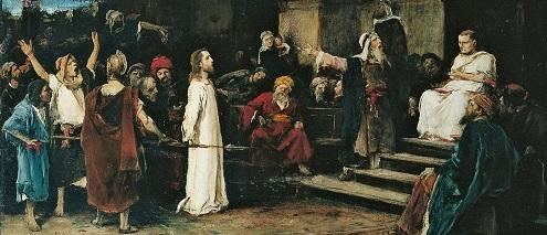 Der PROZESS Jeschua aus jüdischer Sicht  - VORWORT - Jesus_13