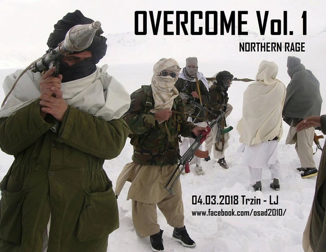 Overcome vol. 1 Ovrcm12