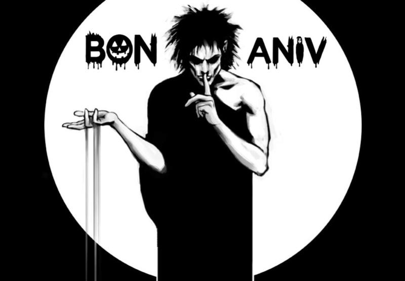 au tour de Sandman Aniv10
