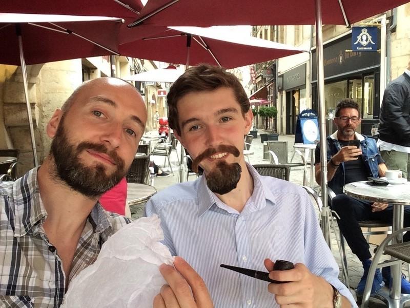 concours de barbes  - Page 3 Weston10
