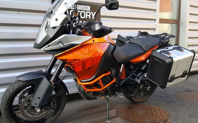 Essai KTM 1190 Adventure 2014 0113