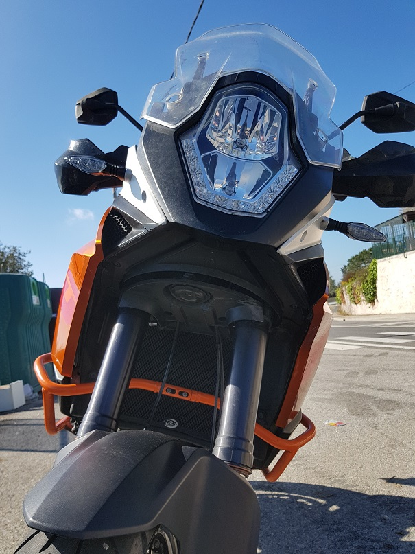 Essai KTM 1190 Adventure 2014 20180417