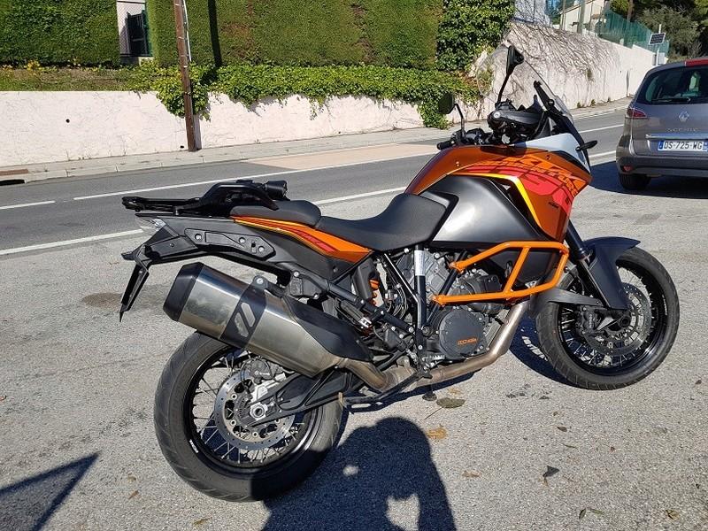 Essai KTM 1190 Adventure 2014 20180420