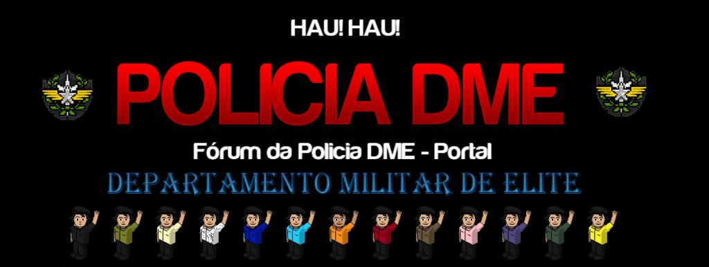 Fórum da Polícia DME - Portal