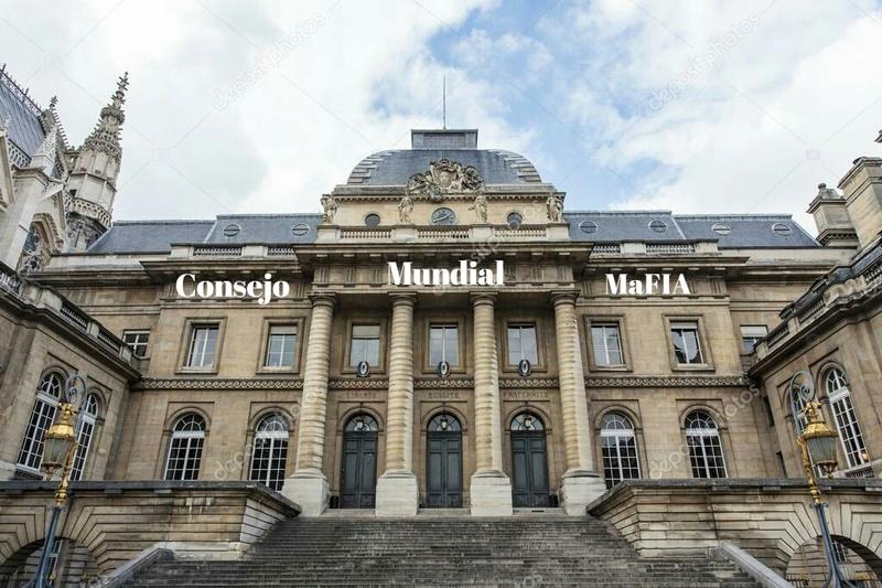 C.M.M. CONSEJO MUNDIAL de la maFIA .     15241710
