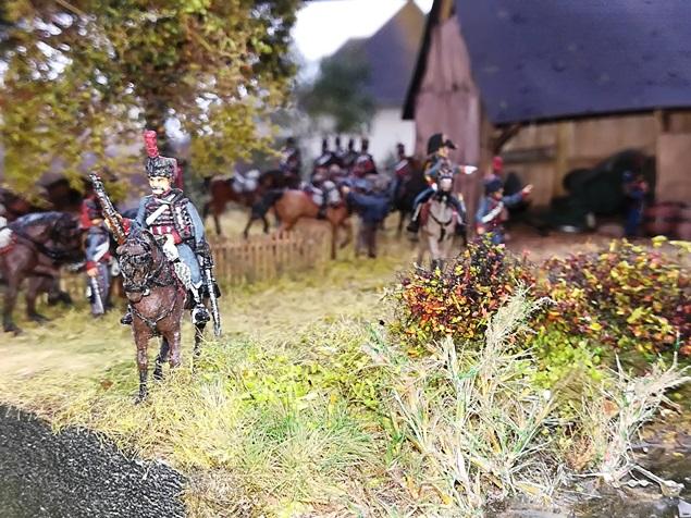 La cousine Chedin et le 3e Hussard ! H1011