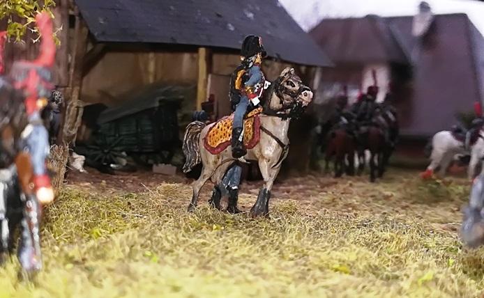 La cousine Chedin et le 3e Hussard ! H1111