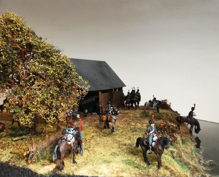 La cousine Chedin et le 3e Hussard ! H311