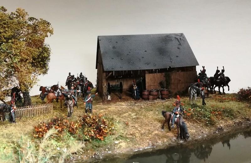 La cousine Chedin et le 3e Hussard ! H611