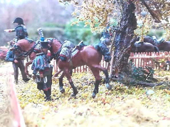 La cousine Chedin et le 3e Hussard ! H911