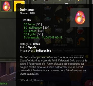 [Sujet Unique] Exploits Dofus !  - Page 4 Dolman12