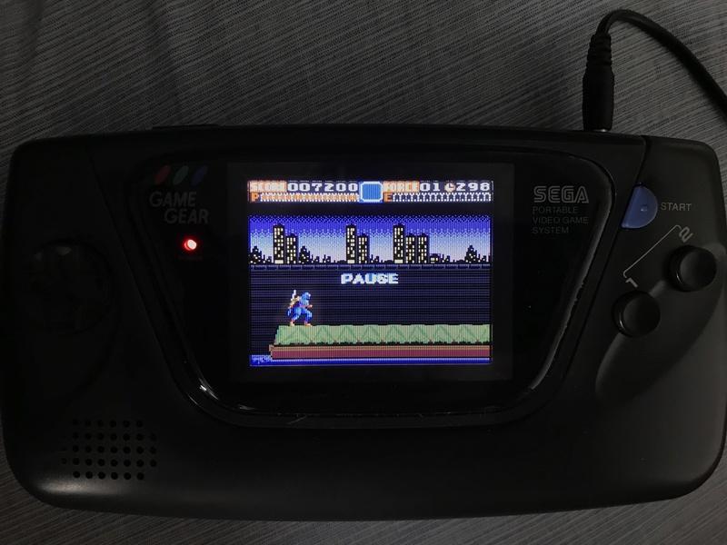GameGear écran McWill D6a63410